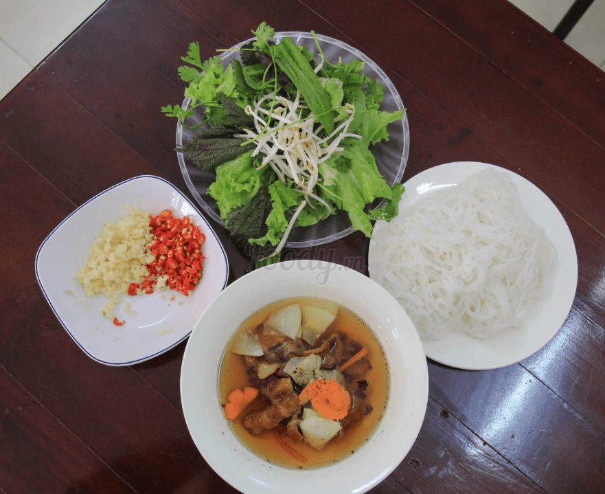Quán Bún Chả Hà Nội Ở Đà Nẵng