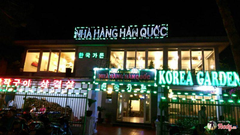 Nhà Hàng Phạm Văn Đồng Đà Nẵng