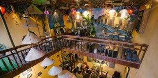 quán trà đạo Đà Nẵng