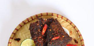 Bò Khô Nguyên Miếng Đà Nẵng