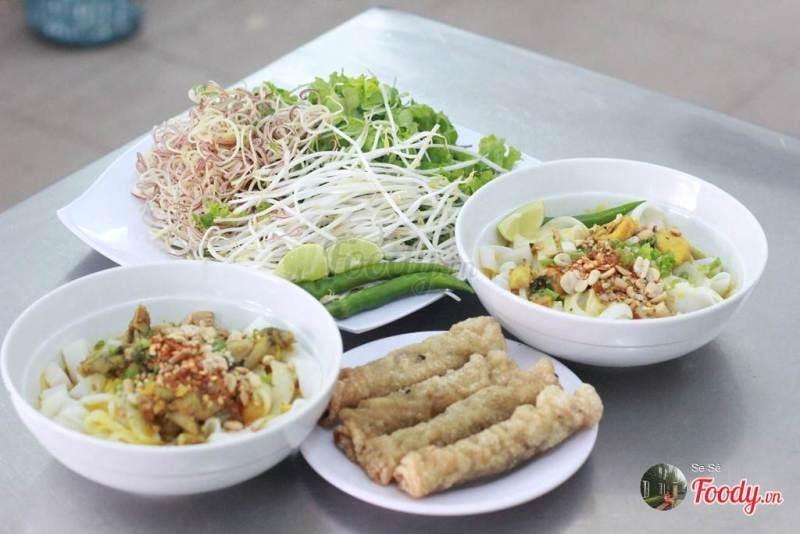 quán mì quảng ngon ở Đà Nẵng