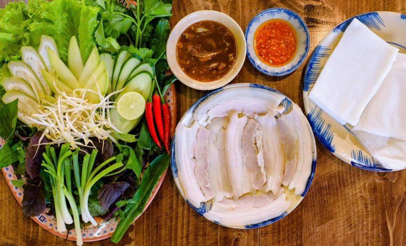 Mì Quảng Gạo