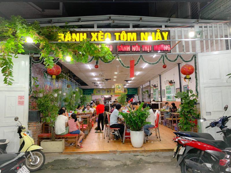 quán bánh tráng cuốn thịt heo ngon ở Đà Nẵng