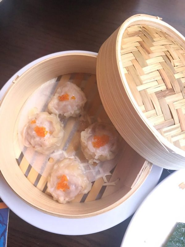 Chicken And Shrimp Xiumai của Trung Quốc