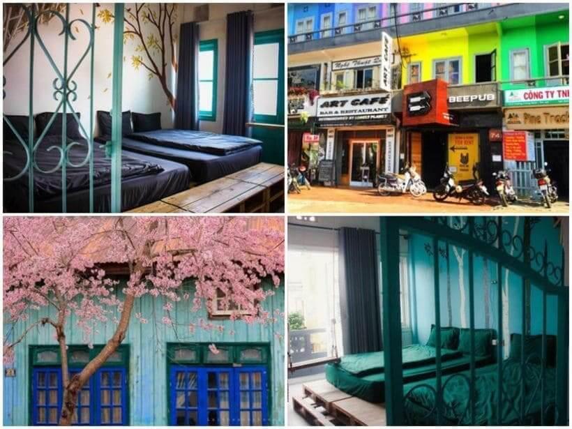 homestay gần chợ tại Đà Lạt