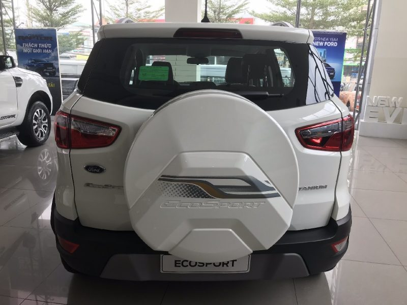 xe Ford Ecosport 1.5L AT 2019