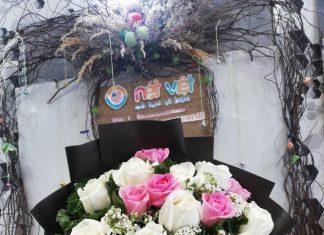 cửa hàng hoa tươi nét việt