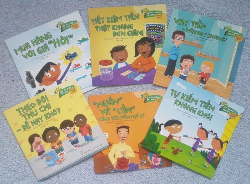 sách nuôi dạy con thông minh