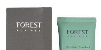 Kem Chống Nắng Kiềm Dầu Cho Nam Innisfree Forest For Men No Sebum Sunblock SPF50/PA+++