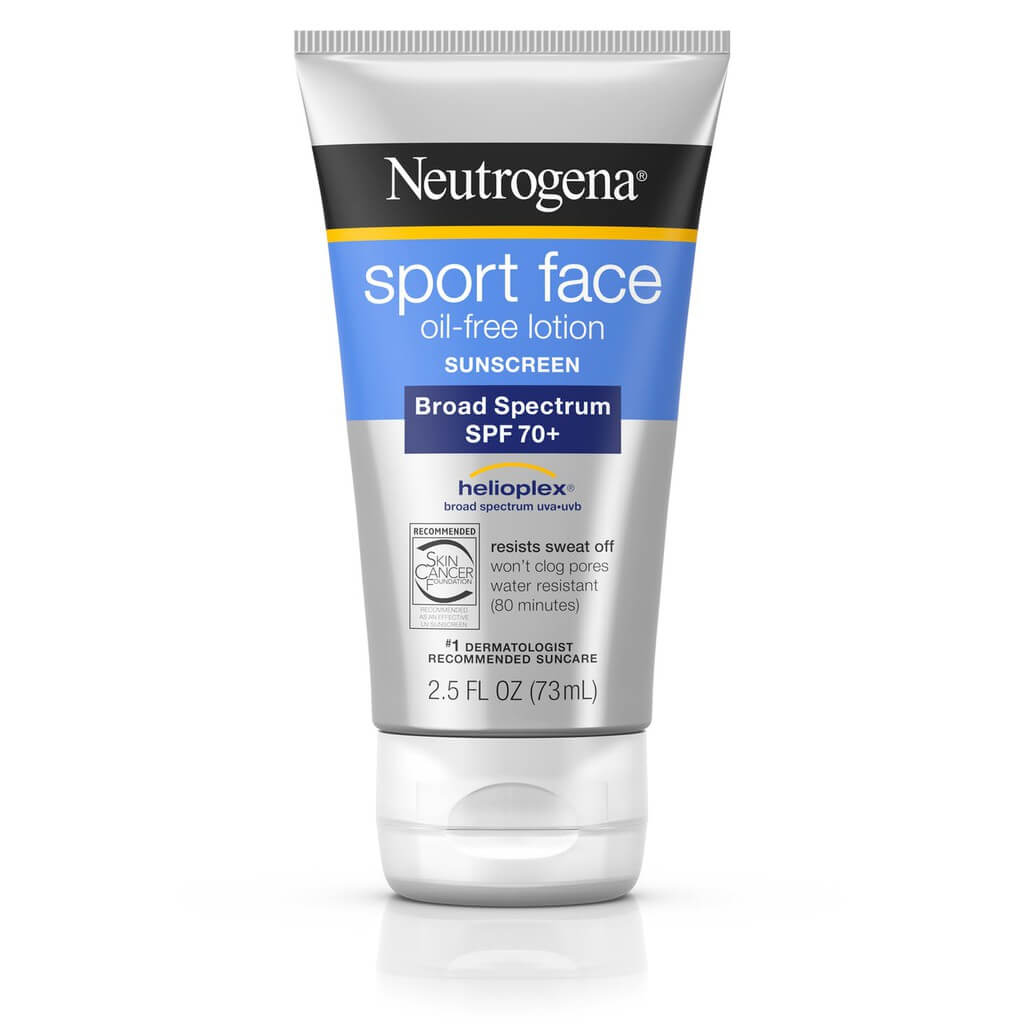 Neutrogena Ultimate Sport Face Lotion SPF70