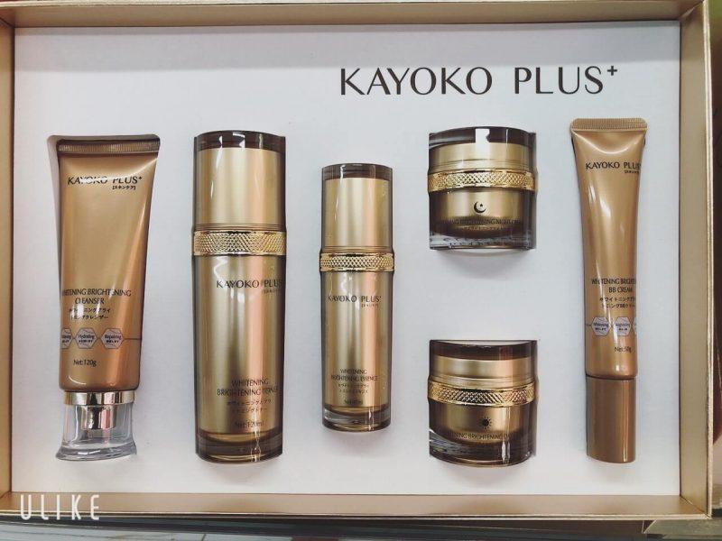 Kayoko Vàng Plus+ 6 Món