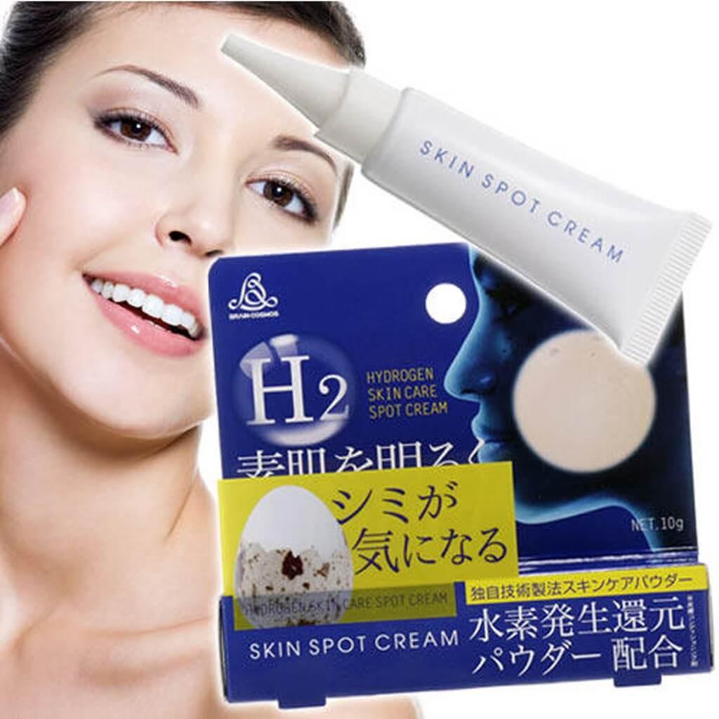 Kem trị nám Nhật H2 Hydrogen Skin Care Spot Cream