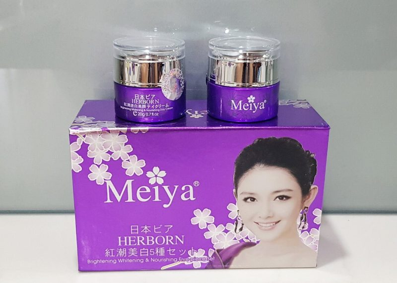 Meiya Day Cream