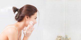 sữa rửa mặt da dầu