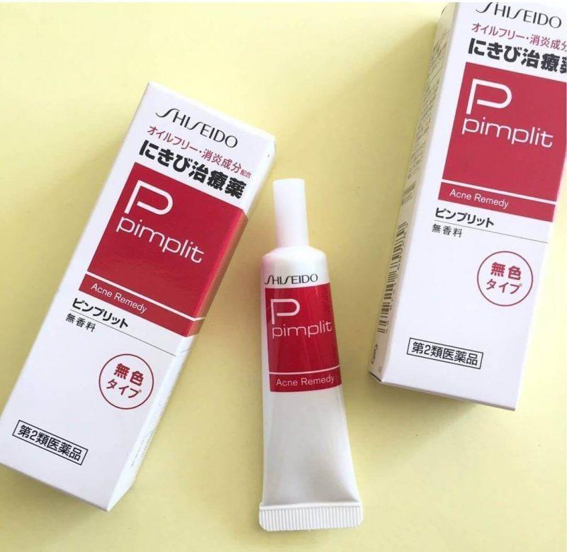 Shiseido Pimplit Nhật Bản