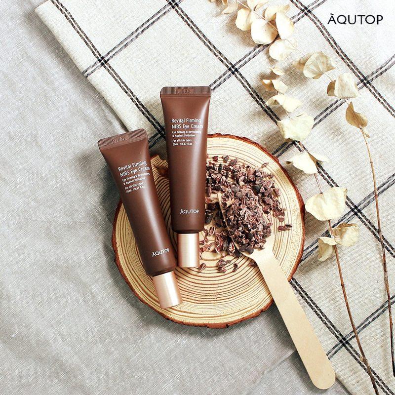AQUTOP Revital Firming Cacao Eye Cream