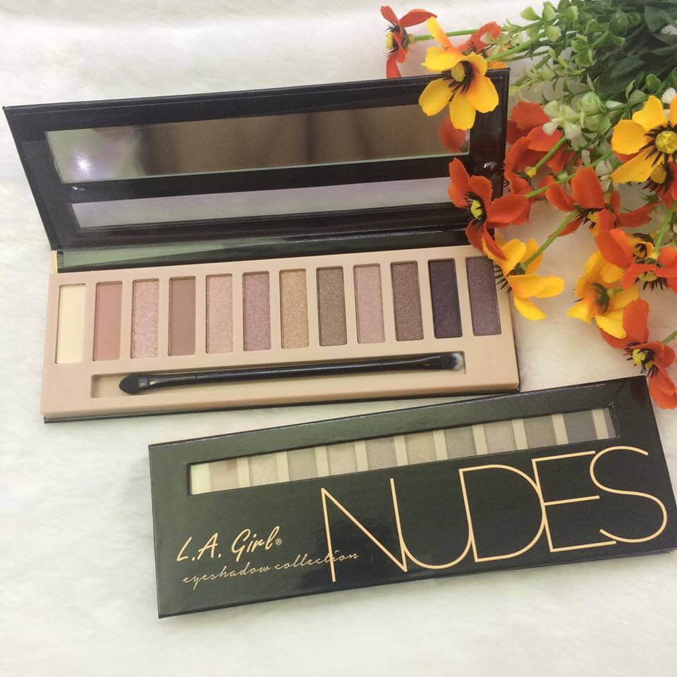 LA Girl Eyeshadow Nude