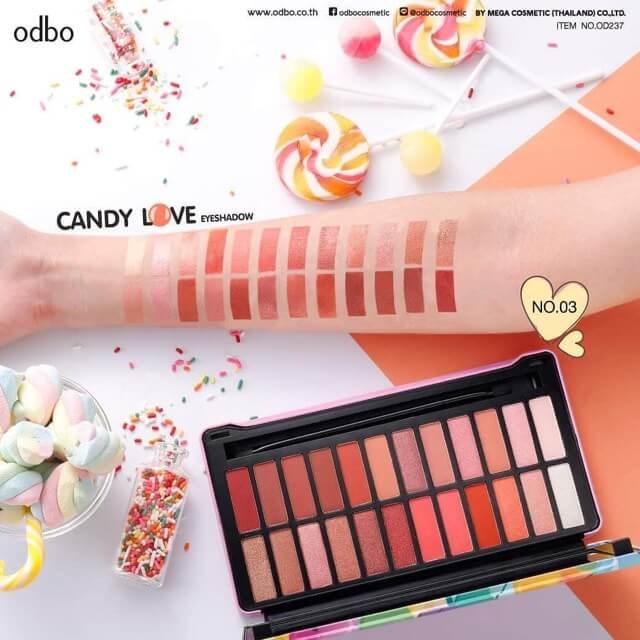 Odbo Candy Love