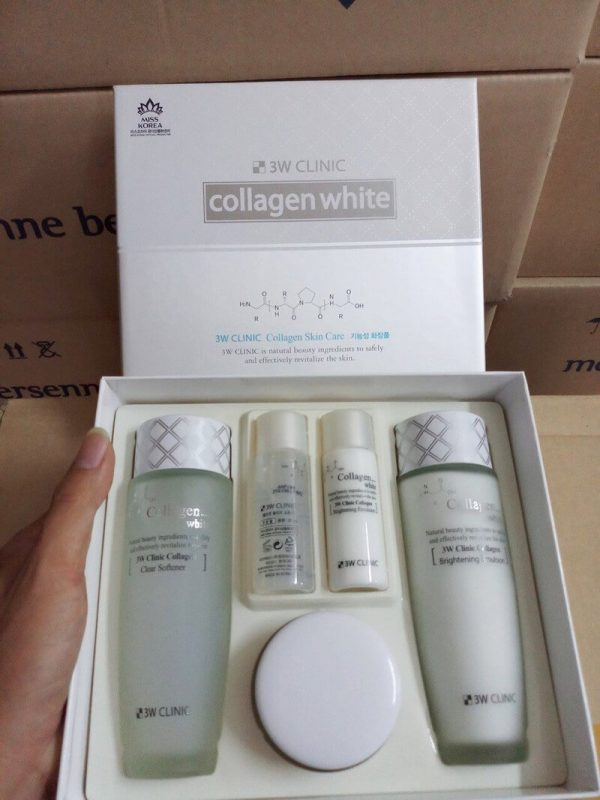 Collagen 3W Clinic Trắng
