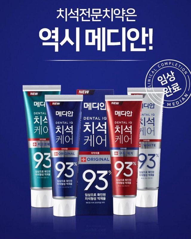 Median Hàn Quốc