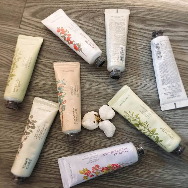 The Face Shop Daily Perfumer Hand Cream
