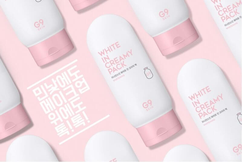 Kem Ủ Trắng White In Whippping Cream Pack G9