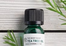 Tinh Dầu Trà The Body Shop Tea Tree Oil