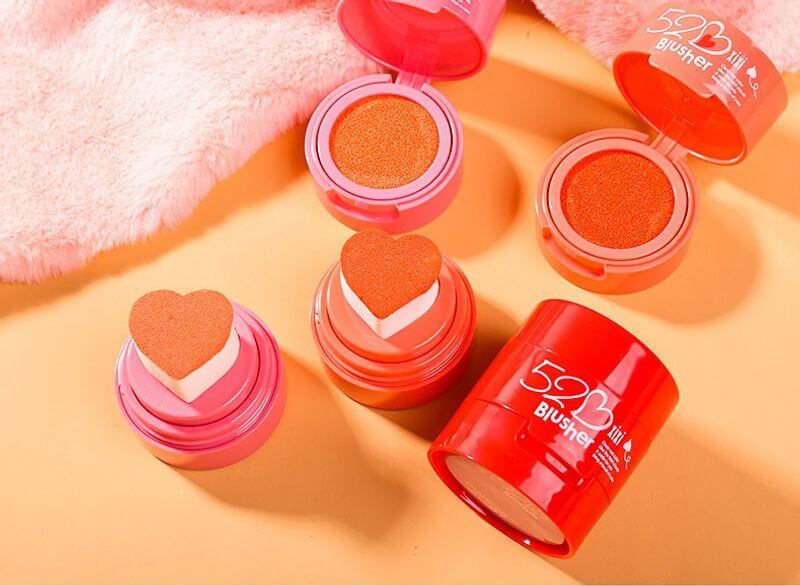 Xixi 520 Blusher Cushion
