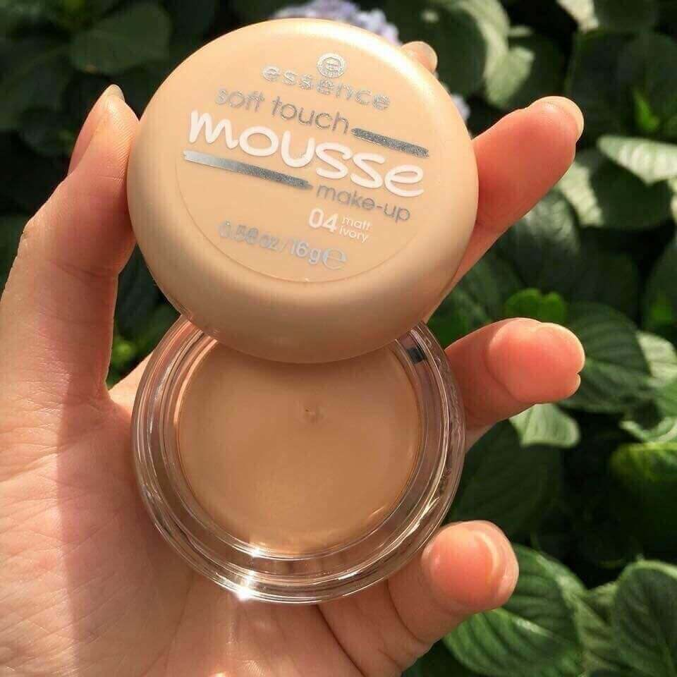 Mousse Essence MakeUp
