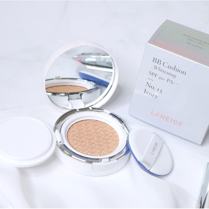 Laneige BB Cushion Whitening SPF50