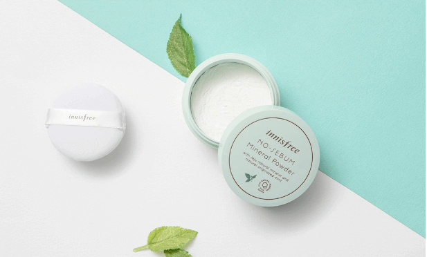 Innisfree No Sebum Mineral Pact 2019