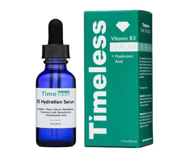 Timeless Hyaluronic Acid Vitamin B5
