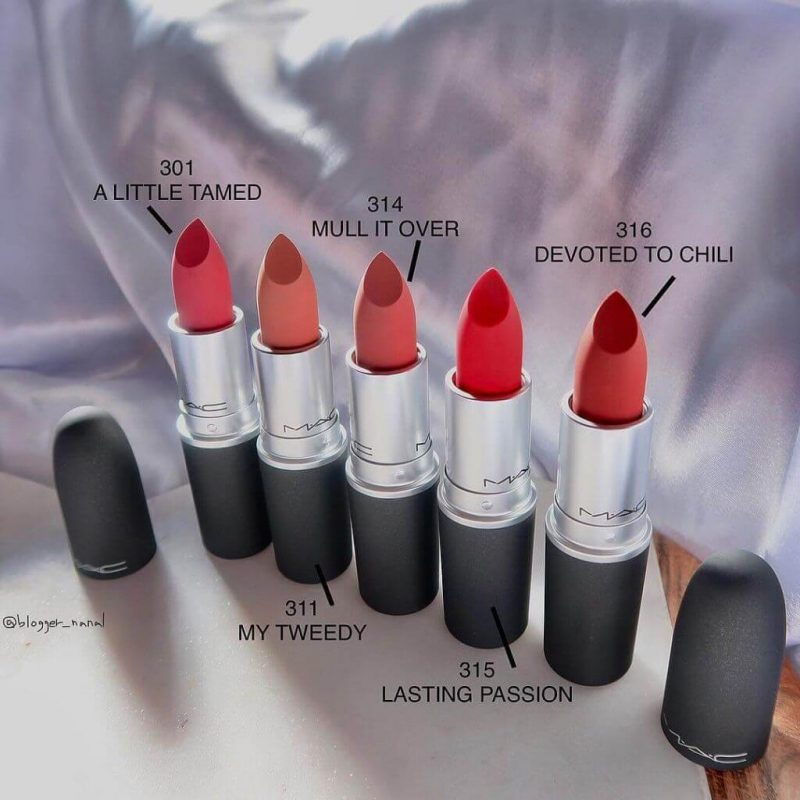 MAC Power Kiss