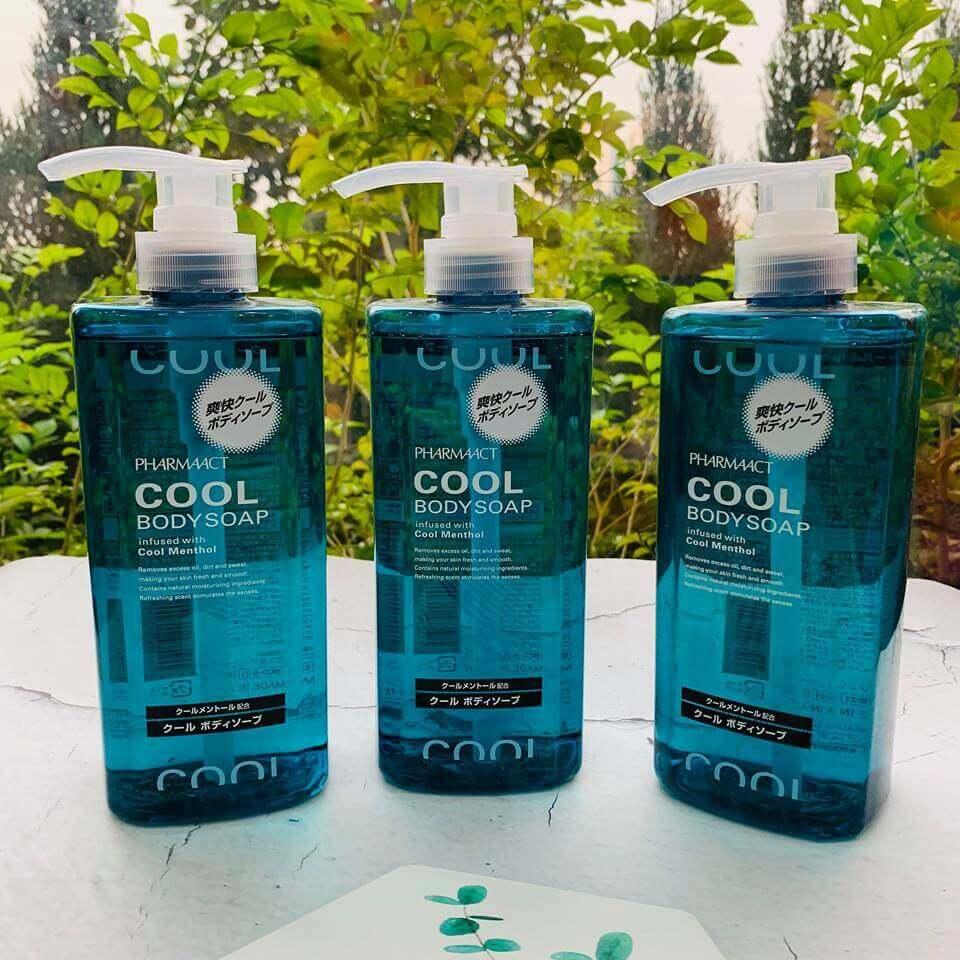 Cool Body Soap Pharmacct