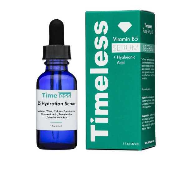 Timeless Hyaluronic Acid Vitamin B5