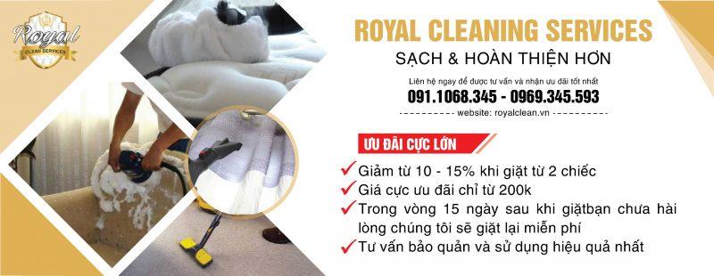 Royal Clean – Vệ Sinh Sau Xây Dựng Đạt Chuẩn Cho Các Công Trình