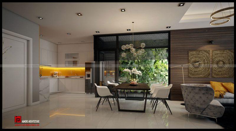 các mẫu thiết kế nội thất nhà chung cư