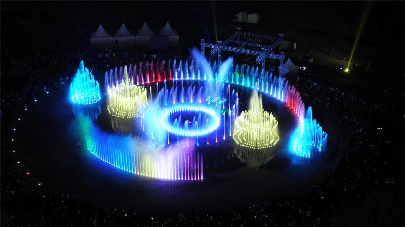 Sân khấu nhạc nước
