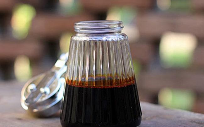 nước màu dừa Bến Tre