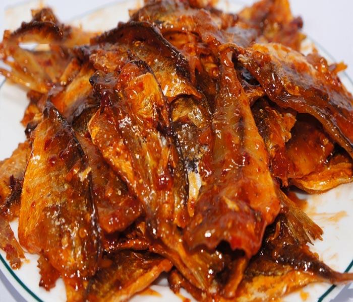 cá chỉ vàng rim cay đà nẵng chất lượng nhất