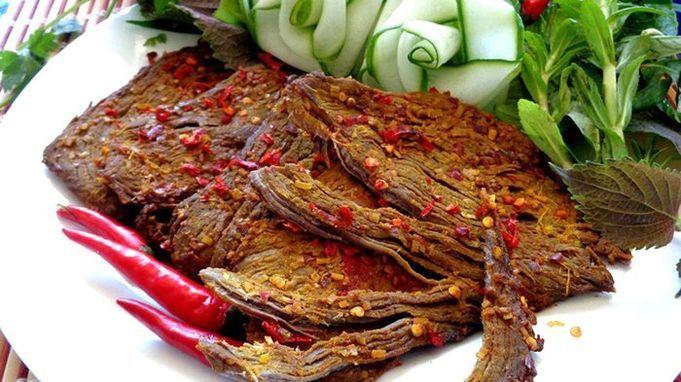 mua bò khô Đà Nẵng
