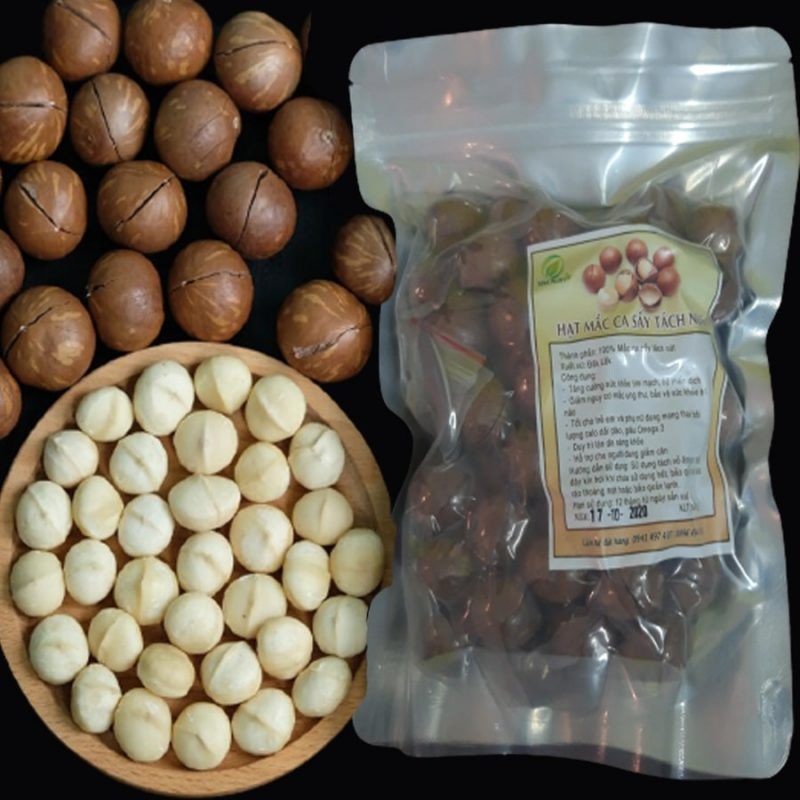 hạt macca sấy khô Đà Nẵng