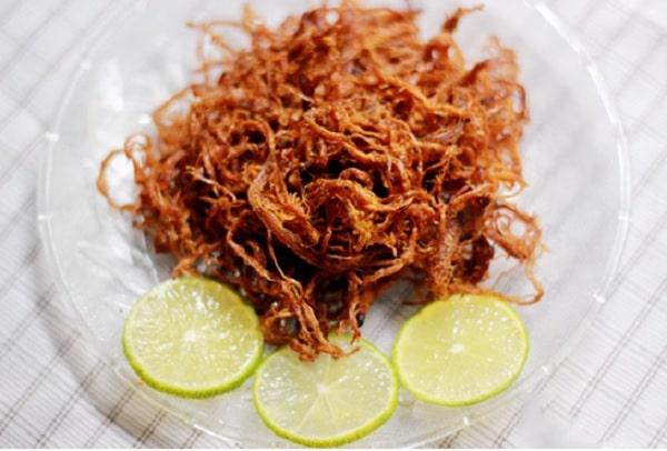 khô bò sợi lá chanh Đà Nẵng