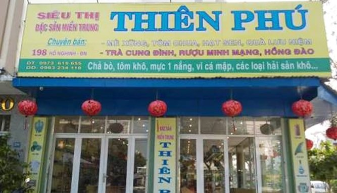 Mực rim tỏi ớt Đà Nẵng