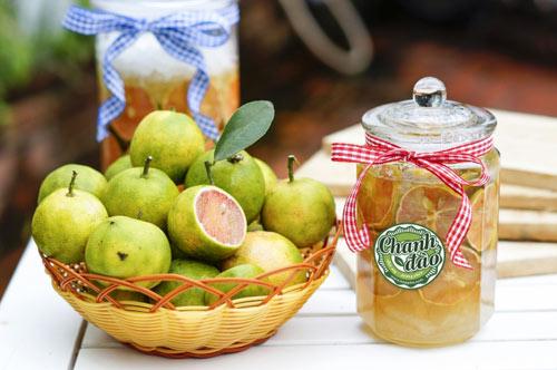 Công dụng chanh đào mật ong trong viẹc tiêu hoá