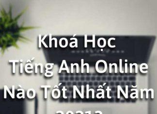 Khoá Học Tiếng Anh Online