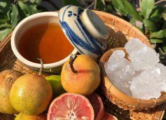 mua chanh đào mật ong Hà Nội