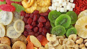 mua trái cây sấy Hồ Chí Minh ở đâu
