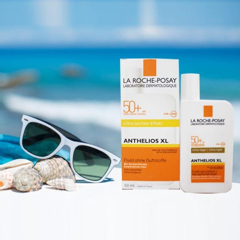 kem chống nắng nào tốt cho da mặt nhạy cảm