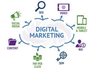 các khóa học digital marketing